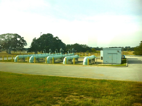 SAWS Aquifer Storage and Recovery Facility