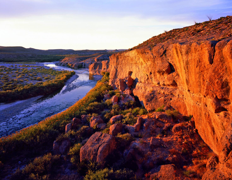 Kruvand Rio Grande
