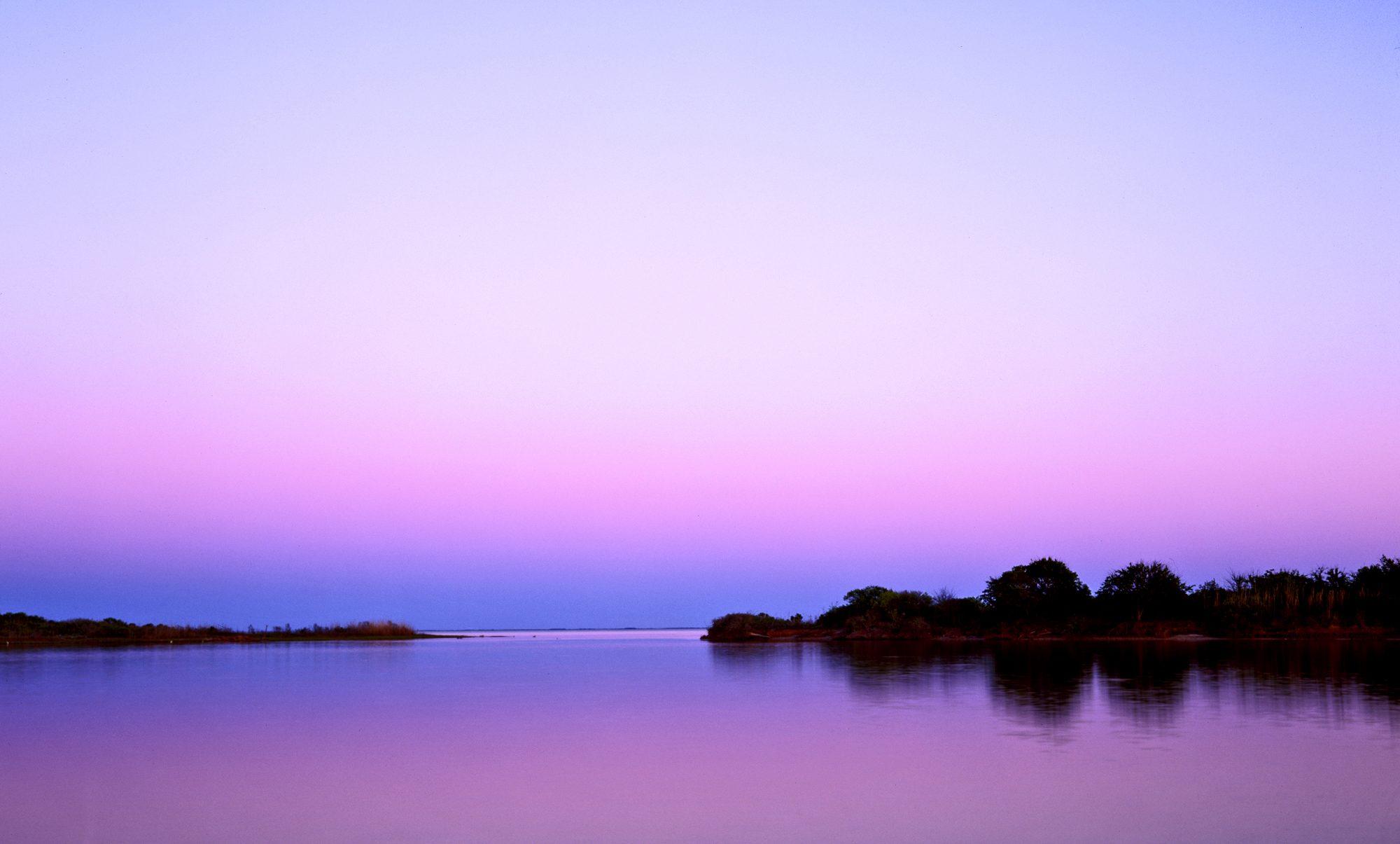 Kruvand Matagorda Bay Sunset