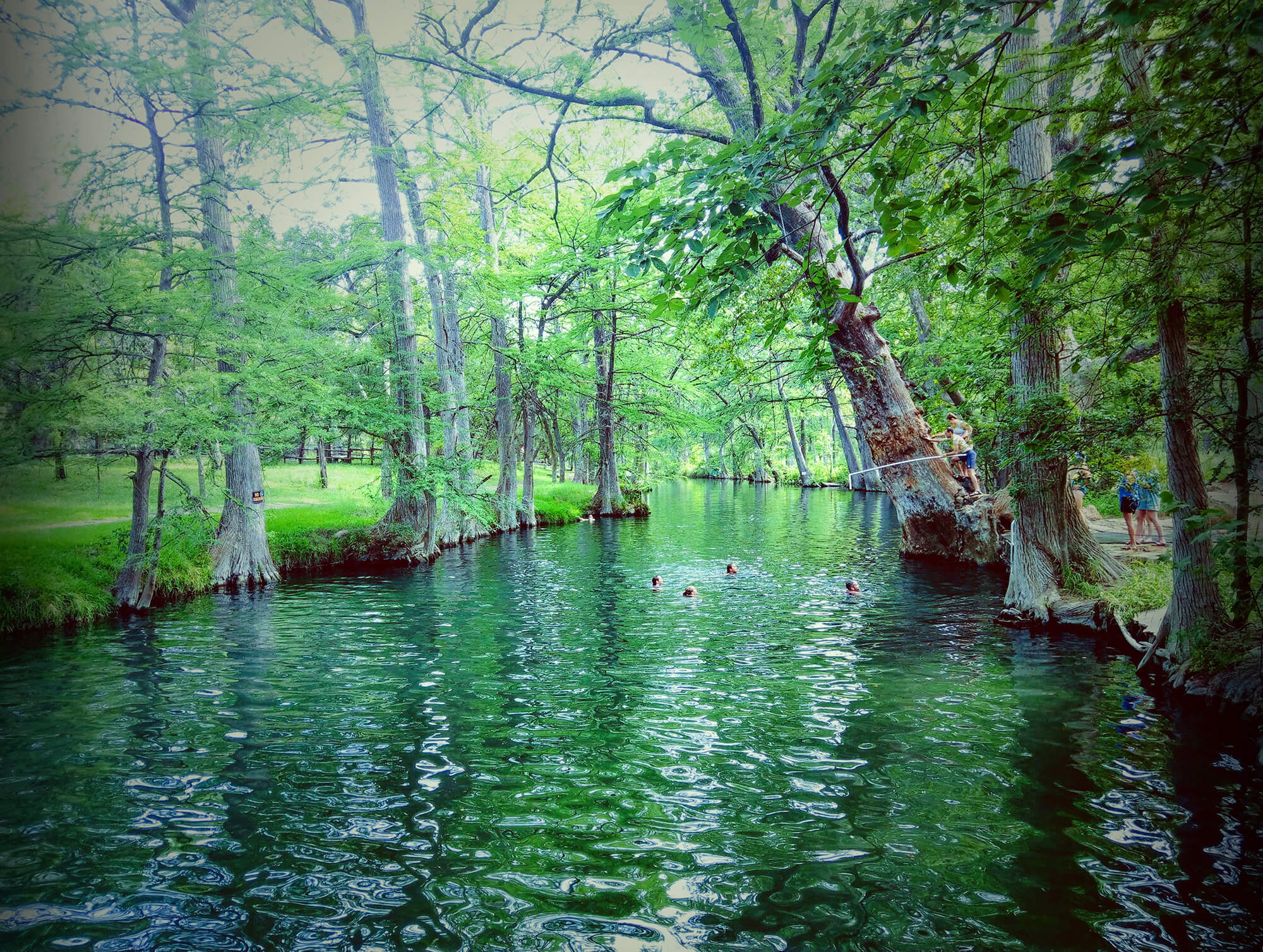 Hill Country Natural Infrastructure